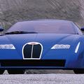 ブガッティヴェイロン後継車は最高出力1500ps、最高速度463km/h!?のサムネイル画像