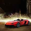 【ランボルギーニ アヴェンタドールJ】世界に一台のスーパーカーのサムネイル画像