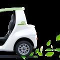トヨタ コムス 超小型電気自動車は毎日のお買い物にぴったりのサムネイル画像