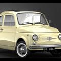 【フィアット500】ルパンも愛したイタリアの誇る名車のサムネイル画像